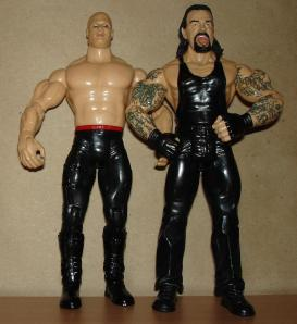 Brothers of Destruction WWE Figures Kane and Undertaker